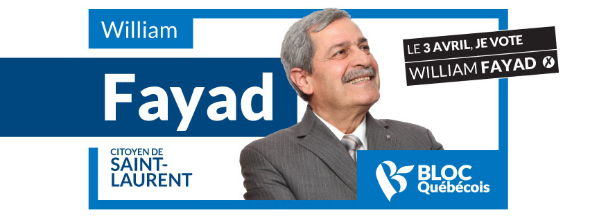 Saint-Laurent : William Fayad